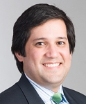 Corporate Attorney Joseph Martinez