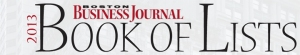 Boston Business Journal Book of Lists