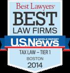MBBP Best Law Firms: Tax Law