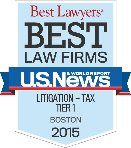 "MBBP Ranked ""Best Law Firm"" in Boston by U S  News and Best Lawyers"