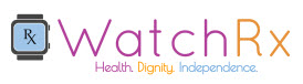 WatchRx Logo (M0897830xB1386)